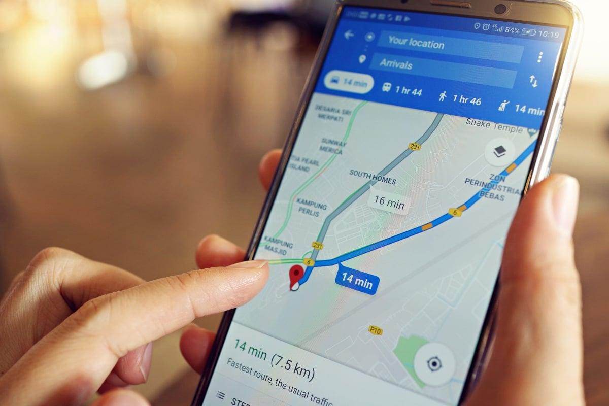 La nueva funcionalidad de Google Maps para hacer frente al Covid-19